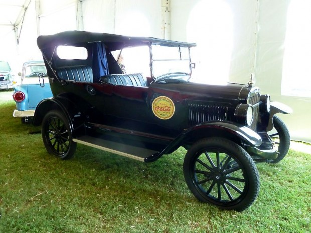 1923 Willys Overland Model 91.5 Touring