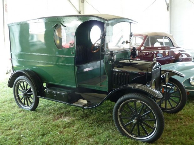 1921 Ford Model T Paddy Wagon