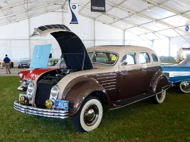 1934 Chrysler Airflow 4-Dr. Sedan