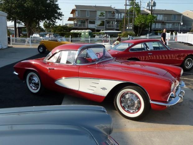 1961 Chevrolet Corvette FI Convertible