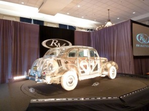 1938 Pontiac Deluxe Six Plexiglas Ghost Car