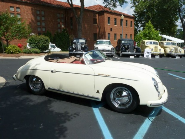 Rm Auctions Concours Of America At St John S 2011