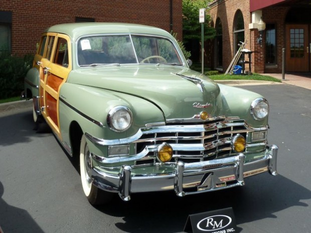 1949 Chrysler Royal Station Wagon