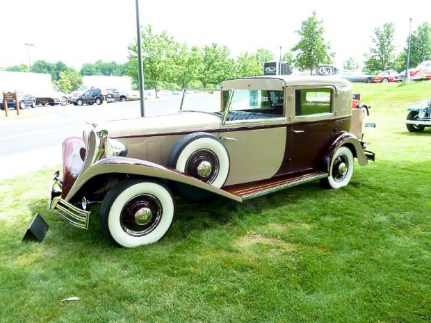 1935 Brewster-Ford Town Car