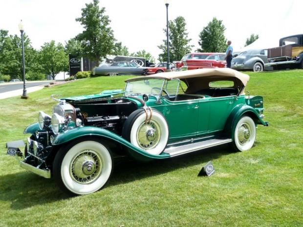 1931 Cadillac 370 V-12 Phaeton