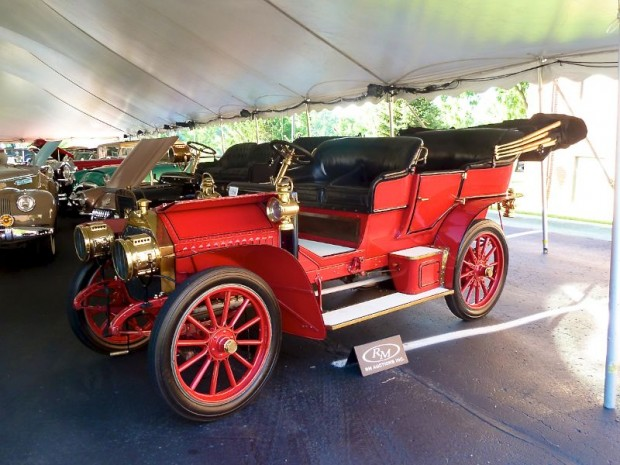 1907 Locomobile Type E 20hp Touring