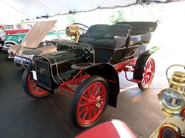 1907 Cadillac Model M Touring