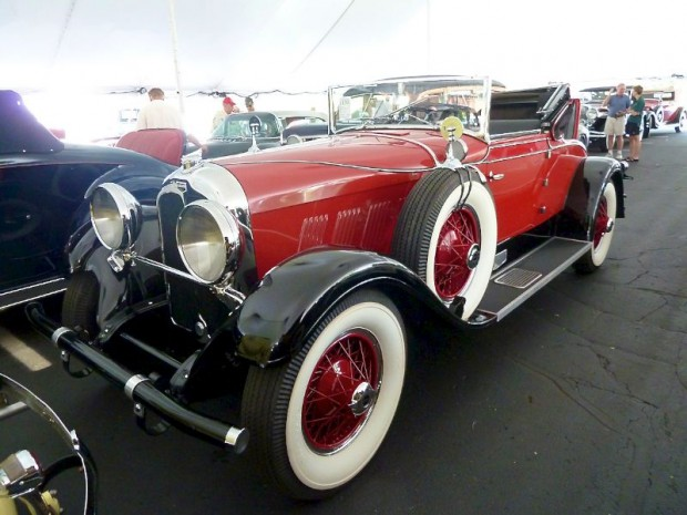 1930 Auburn 8-125 Cabriolet