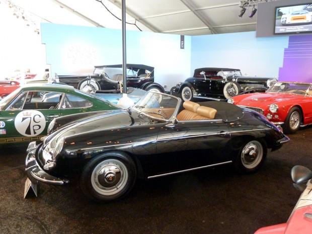 1962 Porsche 356 1600 B T6 Roadster