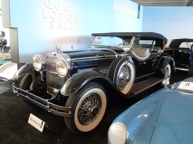 1929 Stutz Series M Dual Cowl Speedster, Body by LeBaron