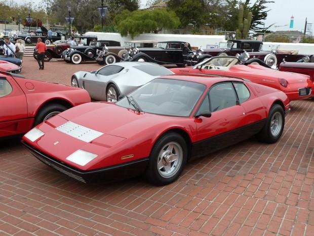 1974 Ferrari 365 GT4 BB picture