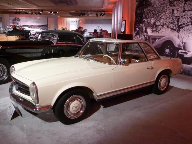 1966 Mercedes-Benz 230SL Roadster