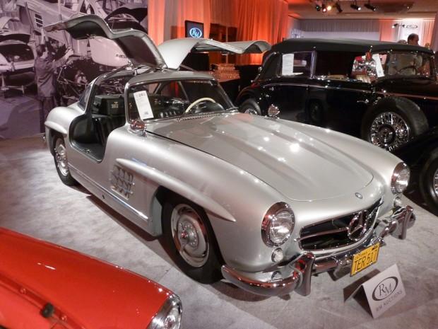 Mercedes-Benz Gullwing picture