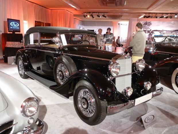 1935 Mercedes-Benz 290 Cabriolet D picture