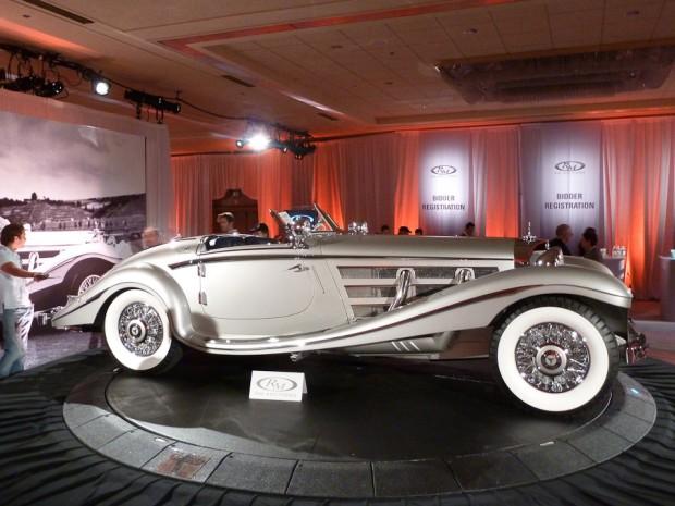 1937 Mercedes-Benz 540K Special Roadster by Sindelfingen picture
