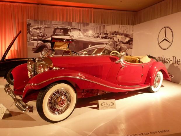 1935 Mercedes-Benz 500K Roadster, Body by Sindelfingen picture