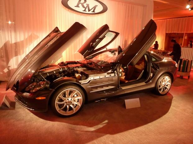 2006 Mercedes-Benz SLR McLaren Coupe