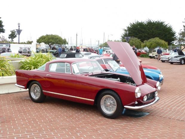 Ferrari 250 GT Boano Low Roof picture