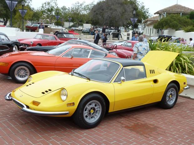 Ferrari Dino 246 GTS picture