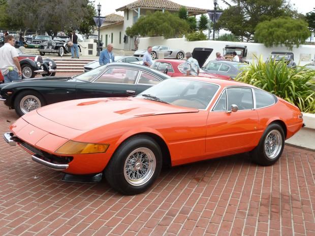 Ferrari Daytona Coupe picture