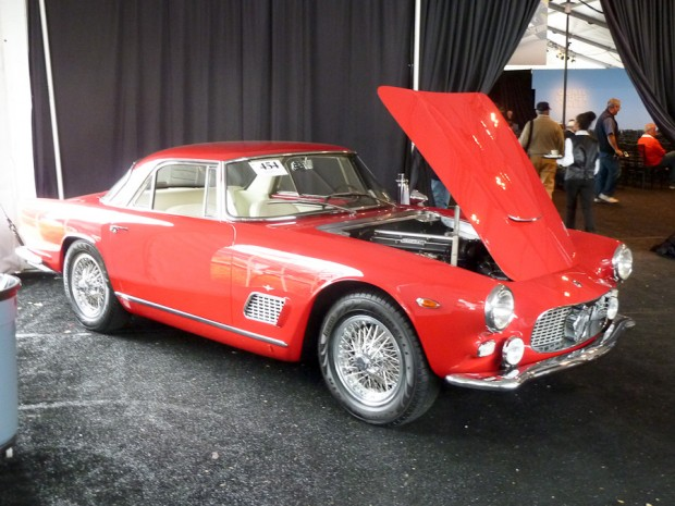1963 Maserati 3500 GTi Coupe, Body by Touring