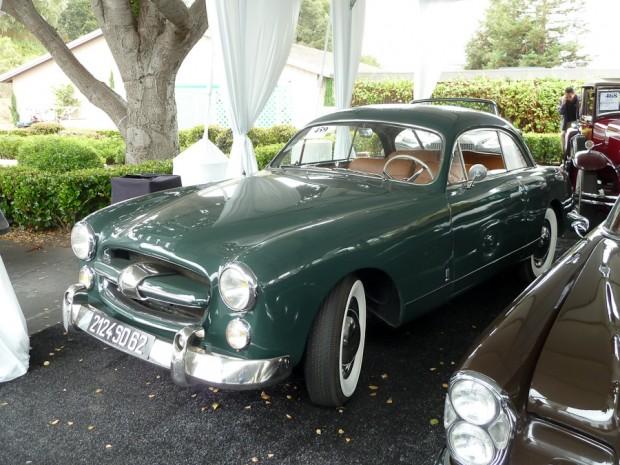 1953 Facel Ford Comete 2-Dr. Hardtop, Body by Facel Matallon