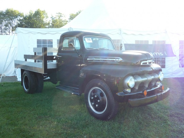 1951 Ford F-4 Stake Body Truck