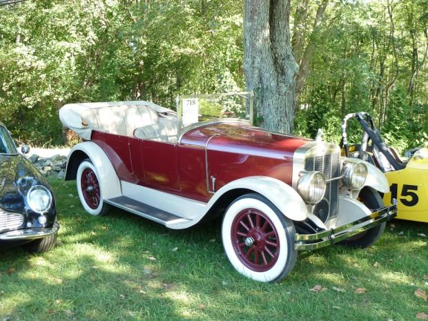 1927 Franklin 11B Sport Touring