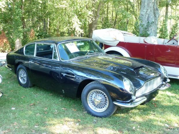 1967 Aston Martin DB6 Vantage Coupe picture
