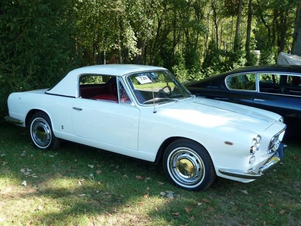 1964 Lancia Flavia Convertible, Body by Vignale picture