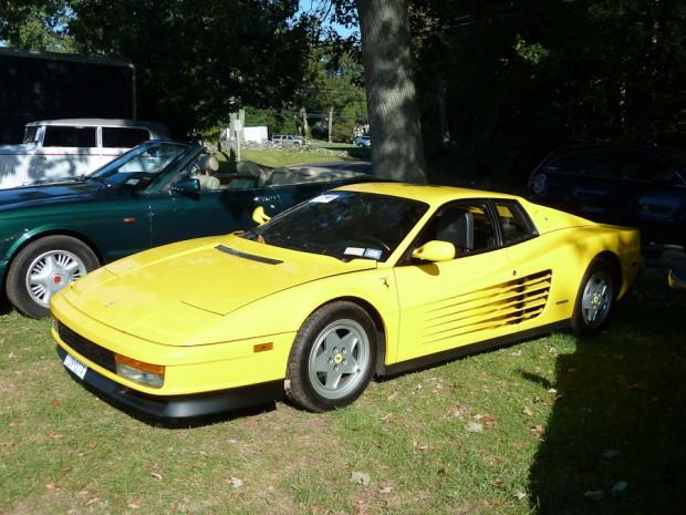 1989 Ferrari Testarossa picture