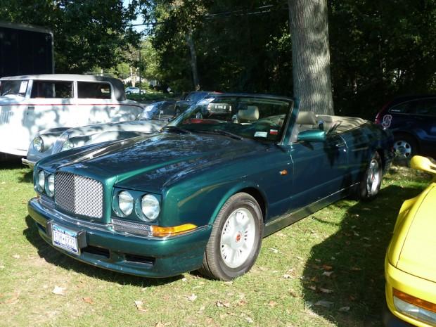 1998 Bentley Azure Convertible picture