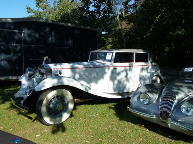 1934 Rolls-Royce Phantom II Continental Sports Saloon, Body by Gurney Nutting picture