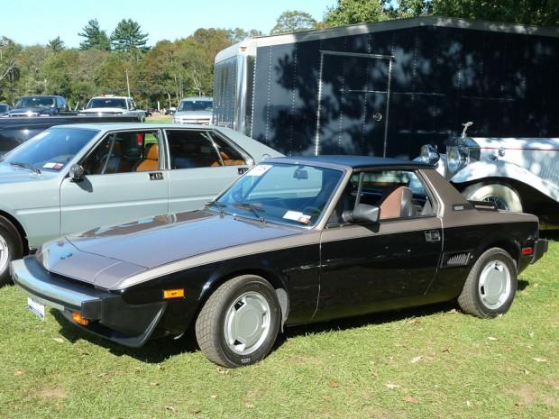 1986 Bertone X1/9 Coupe picture