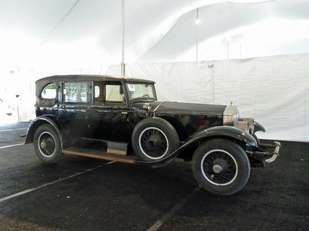 1927 Rolls-Royce Phantom I Trouville Town Car Sedanca picture