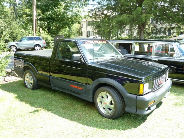 1991 GMC S15 Syclone Pickup picture