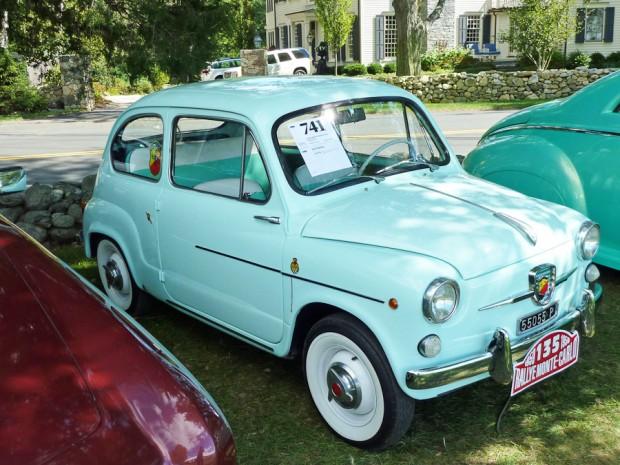 1963 Fiat 600 Berlina 'Abarth' Recreation picture