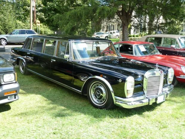 1964 Mercedes-Benz 600 Limousine picture