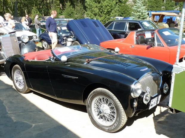 1955 Austin-Healey 100/4 Roadster