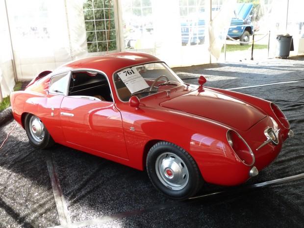 1959 Fiat-Abarth 750 SS Coupe Zagato picture