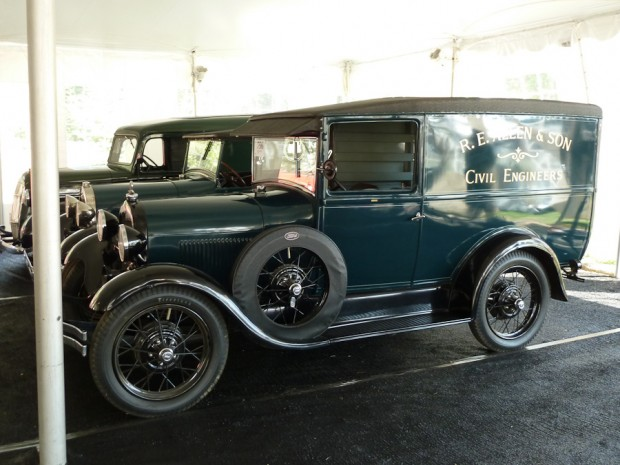 1928 Ford Model A Panel Delivery