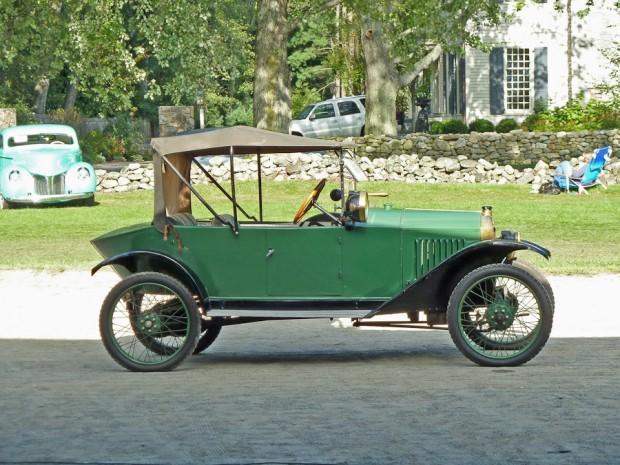 1925 Peugeot Quadrilette Type 172 Two-Seater picture
