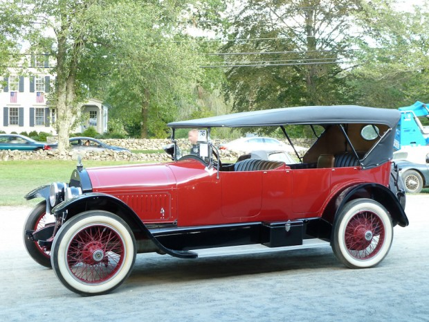1920 Stutz Model H Touring picture