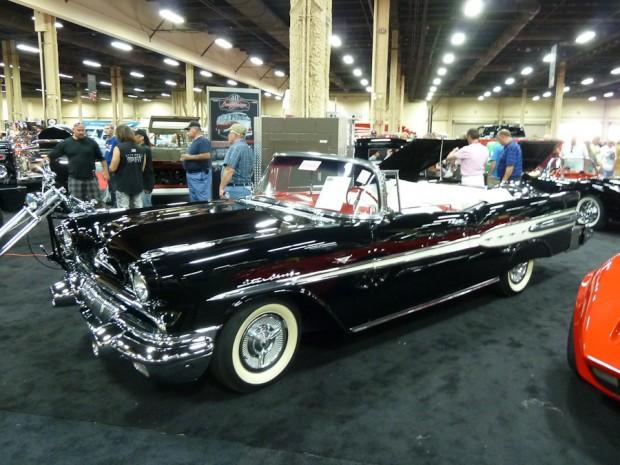 1957 Pontiac Star Chief Convertible