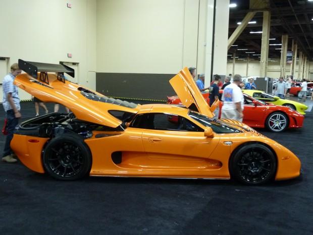 2009 Mosler Raptor GTR Prototype Coupe