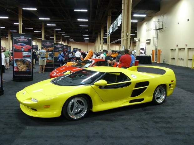 1997 Vector M-12 Coupe