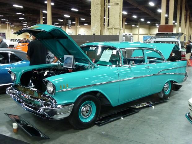 1957 Chevrolet Bel Air 2-Dr. Hardtop