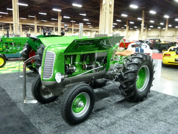 1948 Oliver Model 70 Tractor Custom