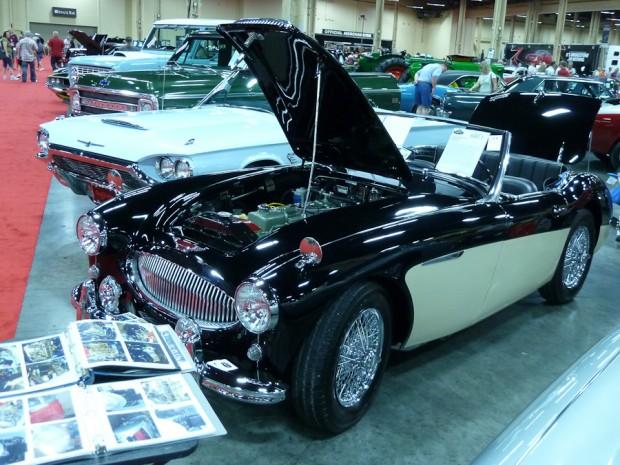 1962 Austin-Healey 3000 Mark II Roadster