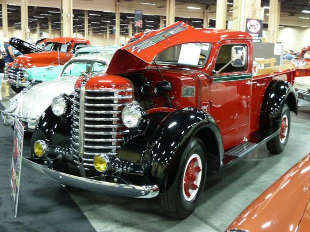 1948 Diamond T 201 Pickup